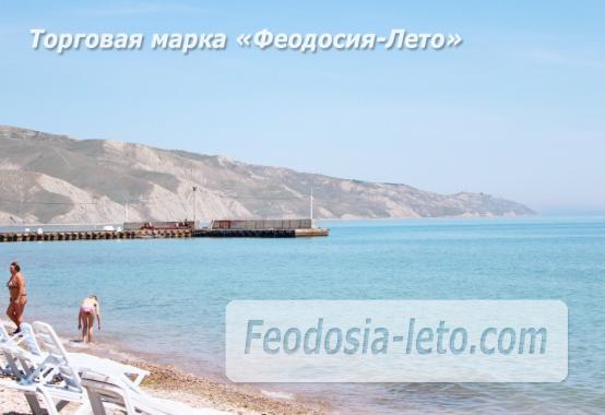Эллинг в кооперативе Катран в Двуякорной бухте п. Орджоникидзе - фотография № 18