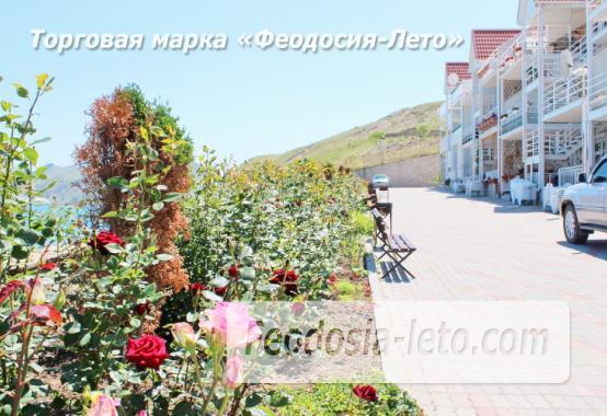 Эллинг в кооперативе Катран в Двуякорной бухте п. Орджоникидзе - фотография № 25
