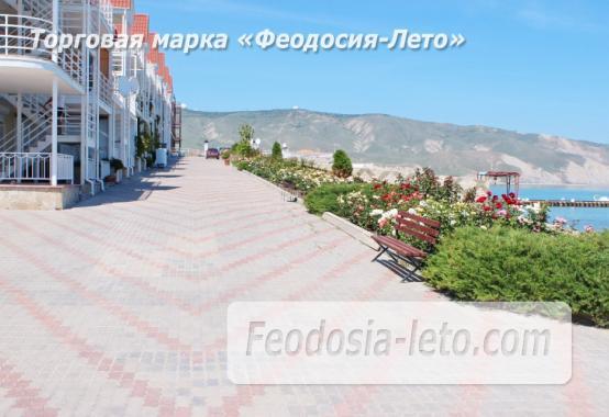 Эллинг в кооперативе Катран в Двуякорной бухте п. Орджоникидзе - фотография № 28