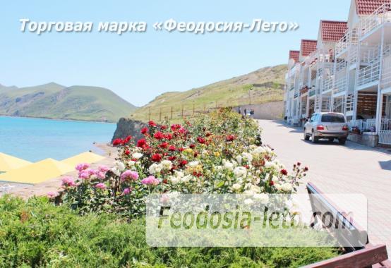 Эллинг в кооперативе Катран в Двуякорной бухте п. Орджоникидзе - фотография № 29