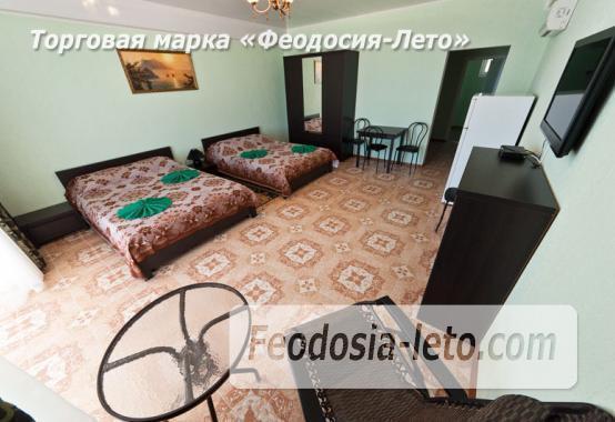 Эллинги в п. Приморский Феодосия с кухней на берегу моря - фотография № 43