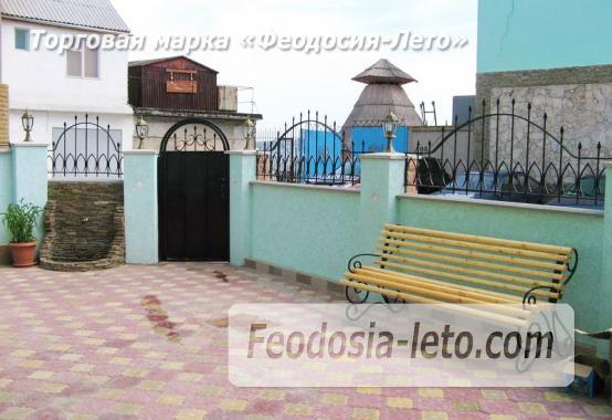 Эллинг в 10 метрах от пляжа на Черноморской набережной в Феодосии - фотография № 20