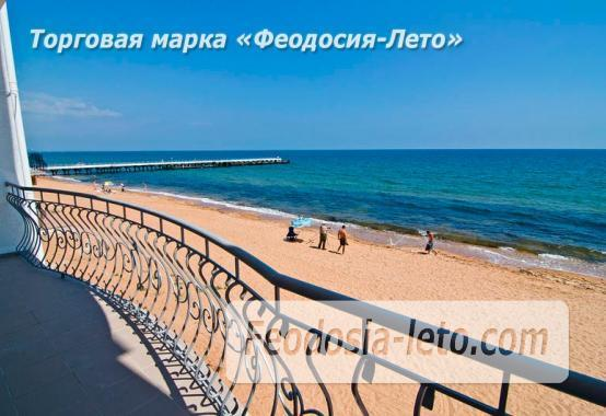 Эллинг на Золотом пляже в Феодосии - фотография № 1