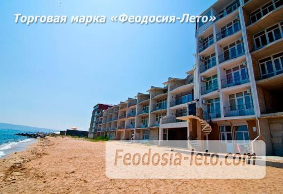 Эллинг на Золотом пляже в Феодосии - фотография № 7