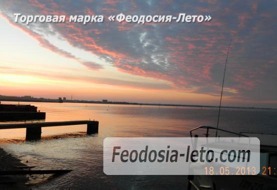 эллинги в Феодосии на мысе Ильи, на берегу моря, - фотография № 7
