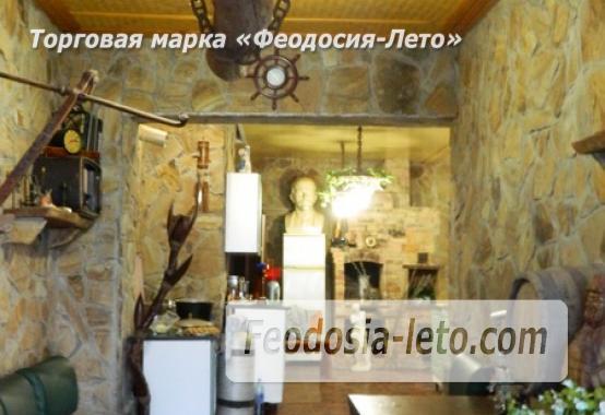 эллинги в Феодосии на мысе Ильи, на берегу моря, - фотография № 15