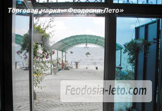 эллинги в Феодосии на мысе Ильи, на берегу моря, - фотография № 19