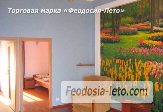 Эллинги с кухней в Орджоникидзе Двуякорная бухта - фотография № 20