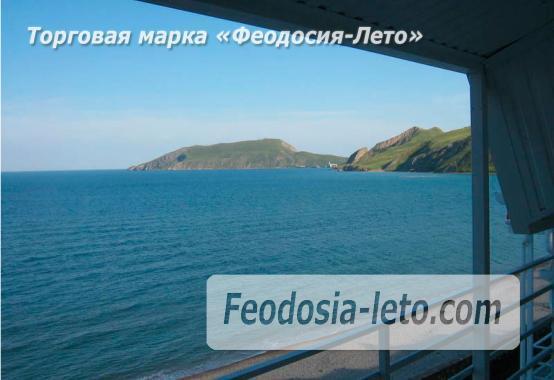 Эллинги с кухней в Орджоникидзе Двуякорная бухта - фотография № 21