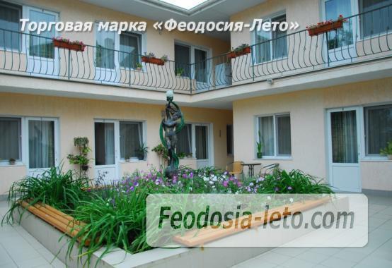 Гостевой дом в г. Феодосия на ул. Листовничей, корпус 1 - фотография № 1