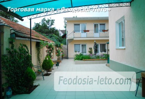 Гостевой дом в г. Феодосия на ул. Листовничей, корпус 1 - фотография № 15