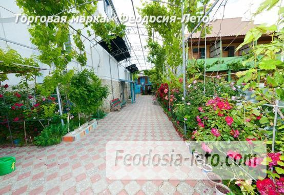 Гостевой дом на улице Черноморская в п. Береговое - фотография № 1