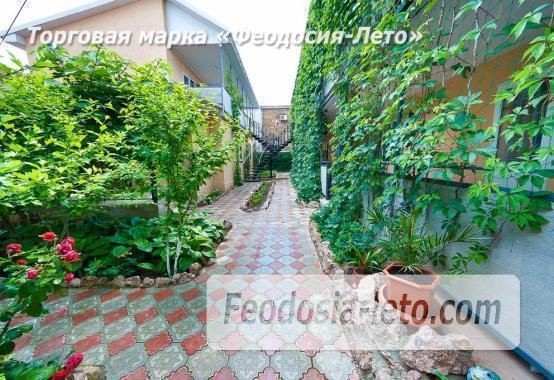 Гостевой дом на улице Черноморская в Береговом Феодосия Крым - фотография № 1