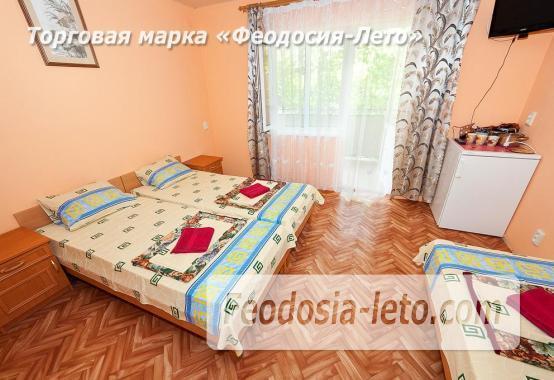 Гостевой дом на улице Черноморская в Береговом Феодосия Крым - фотография № 3