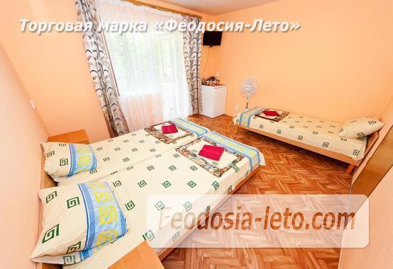 Гостевой дом на улице Черноморская в Береговом Феодосия Крым - фотография № 4