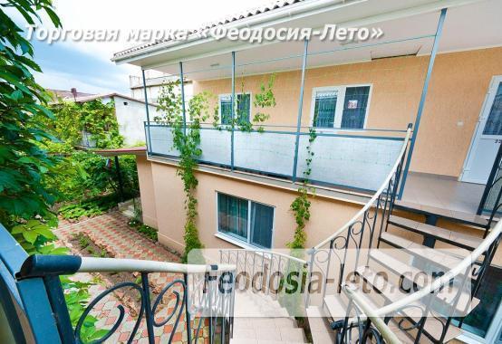 Гостевой дом на улице Черноморская в Береговом Феодосия Крым - фотография № 15