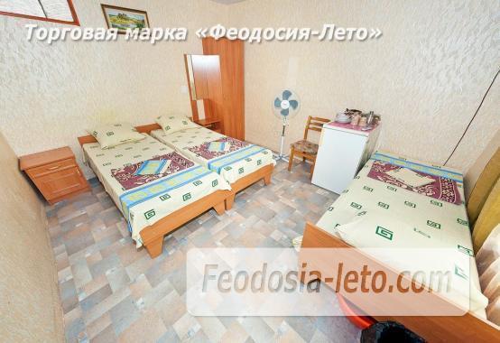 Гостевой дом на улице Черноморская в Береговом Феодосия Крым - фотография № 18