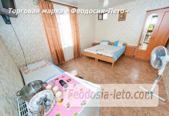 Гостевой дом на улице Черноморская в Береговом Феодосия Крым - фотография № 19