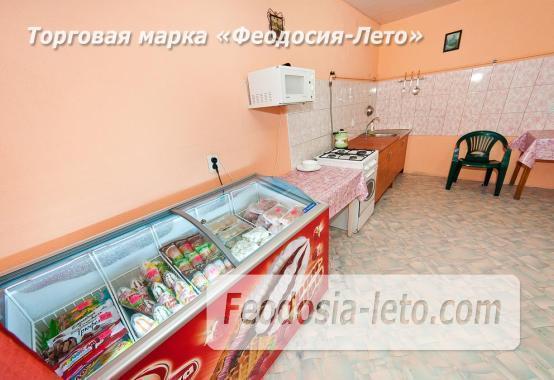 Гостевой дом на улице Черноморская в Береговом Феодосия Крым - фотография № 29