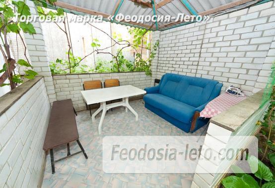 Гостевой дом на улице Черноморская в Береговом Феодосия Крым - фотография № 33