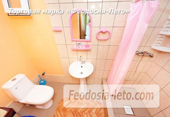 Гостевой дом на улице Черноморская в Береговом Феодосия Крым - фотография № 7