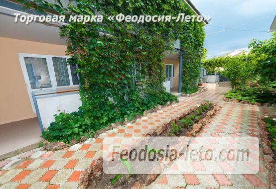 Гостевой дом на улице Черноморская в Береговом Феодосия Крым - фотография № 10