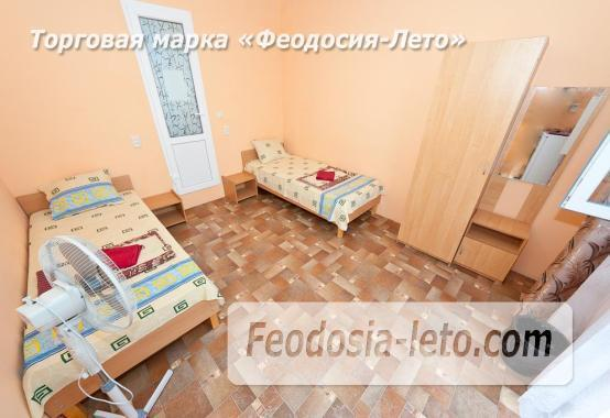 Гостевой дом на улице Черноморская в Береговом Феодосия Крым - фотография № 11