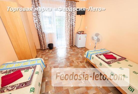 Гостевой дом на улице Черноморская в Береговом Феодосия Крым - фотография № 12