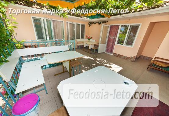 Гостевой дом на улице Десантников в Береговом Феодосия Крым - фотография № 2