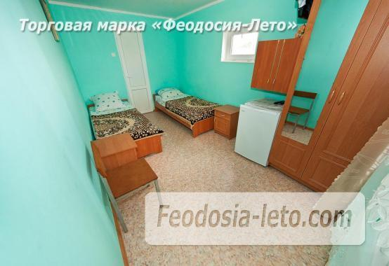 Гостевой дом на улице Десантников в Береговом Феодосия Крым - фотография № 12