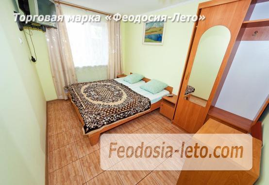 Гостевой дом на улице Десантников в Береговом Феодосия Крым - фотография № 13