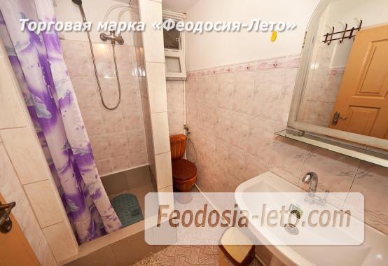 Гостевой дом на улице Десантников в Береговом Феодосия Крым - фотография № 14