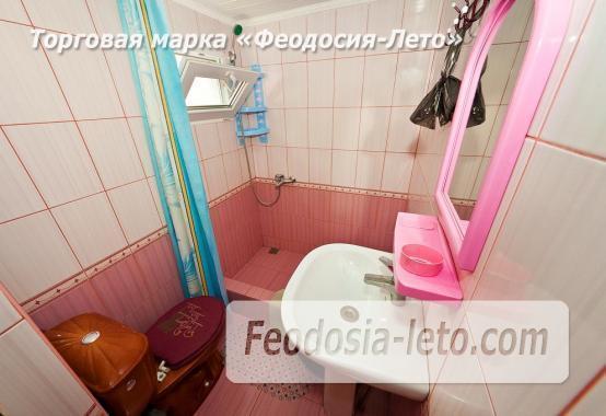Гостевой дом на улице Десантников в Береговом Феодосия Крым - фотография № 17
