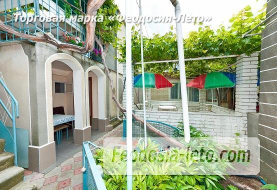 Гостевой дом на улице Десантников в Береговом Феодосия Крым - фотография № 18