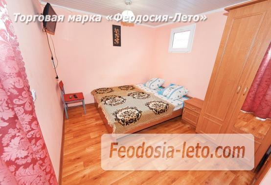 Гостевой дом на улице Десантников в Береговом Феодосия Крым - фотография № 4