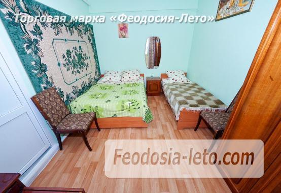 Гостевой дом на улице Десантников в Береговом Феодосия Крым - фотография № 22