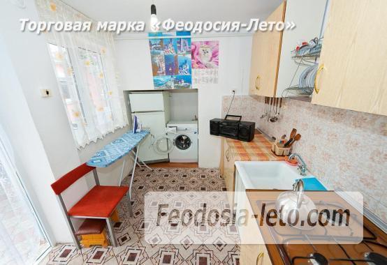 Гостевой дом на улице Десантников в Береговом Феодосия Крым - фотография № 24