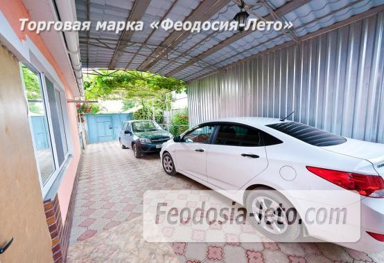 Гостевой дом на улице Десантников в Береговом Феодосия Крым - фотография № 29