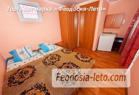 Гостевой дом на улице Десантников в Береговом Феодосия Крым - фотография № 5