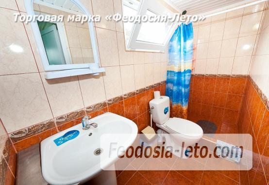 Гостевой дом на улице Десантников в Береговом Феодосия Крым - фотография № 6