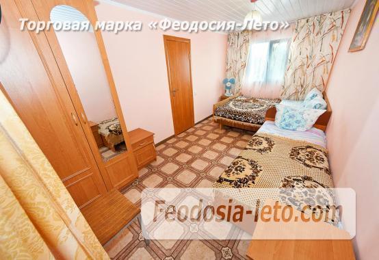 Гостевой дом на улице Десантников в Береговом Феодосия Крым - фотография № 7