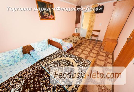 Гостевой дом на улице Десантников в Береговом Феодосия Крым - фотография № 8