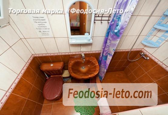 Гостевой дом на улице Десантников в Береговом Феодосия Крым - фотография № 9