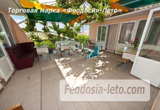 Гостевой дом на улице Десантников в Береговом Феодосия Крым - фотография № 10