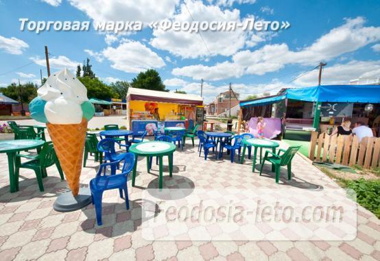 Гостевой дом на переулке Южный в посёлке Береговое - фотография № 37