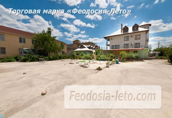 Гостевой дом на переулке Южный в посёлке Береговое - фотография № 43