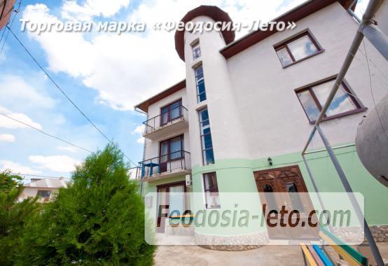 Гостевой дом на переулке Южный в посёлке Береговое - фотография № 12