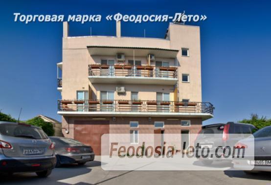 Гостевой дом в Феодосии с недорогим питанием на улице Маяковского - фотография № 1