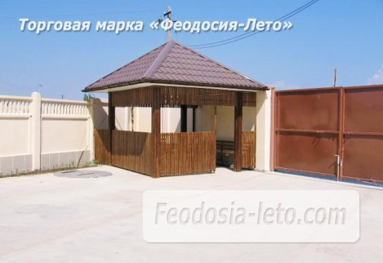 Гостевой дом в Феодосии с недорогим питанием на улице Маяковского - фотография № 3
