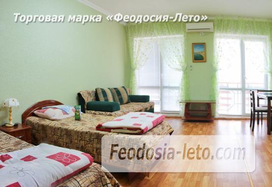 Гостевой дом в Феодосии с недорогим питанием на улице Маяковского - фотография № 14